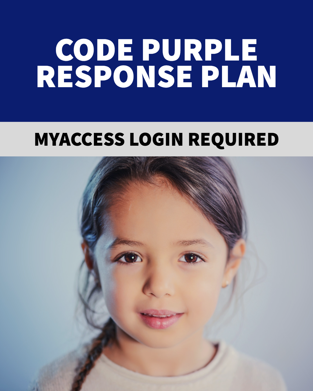 Code Purple Response Plan