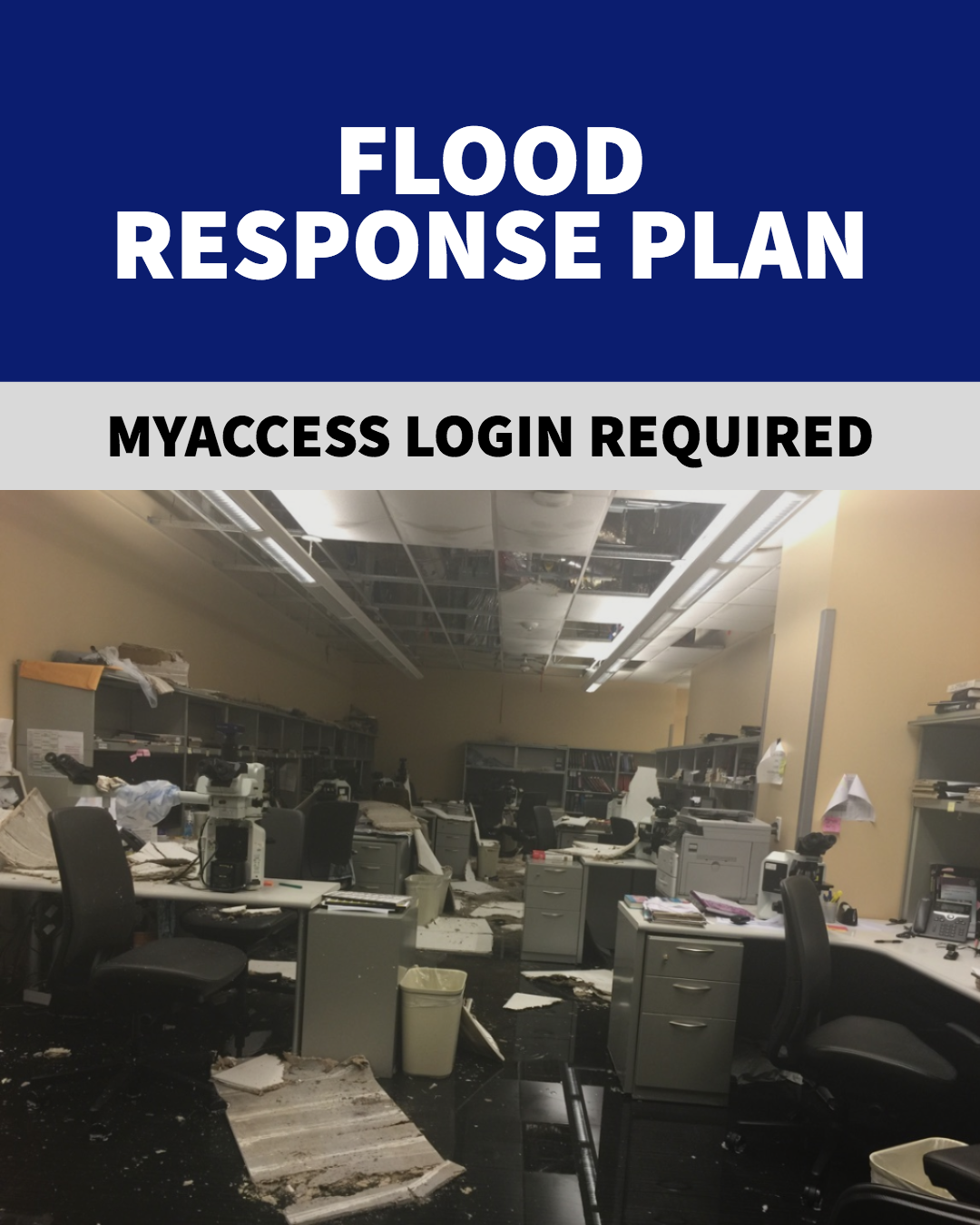 Flood Response Plan